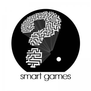 Smart Games Logo Black